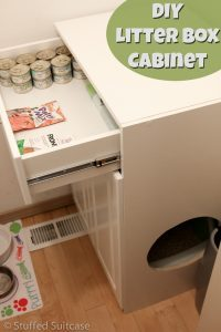 Hide Litter Boxes In Your Home